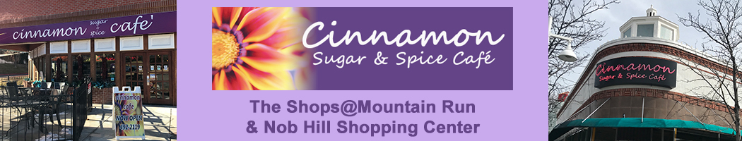 Cinnamon Sugar & Spice Cafe