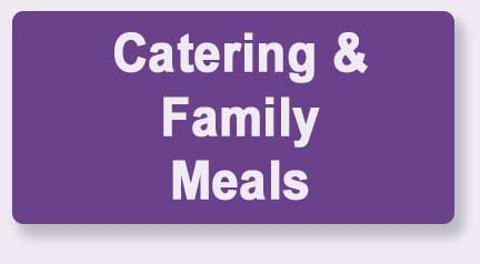 Catering at Cinnamon Cafe