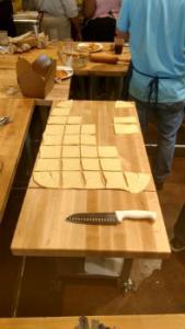 making-Beignet